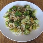 broccoli fried rice recipe