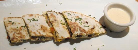california pizza kitchen quesadilla