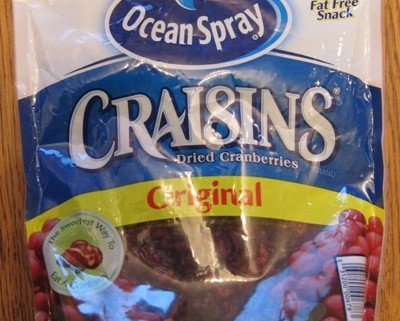 costco craisins package