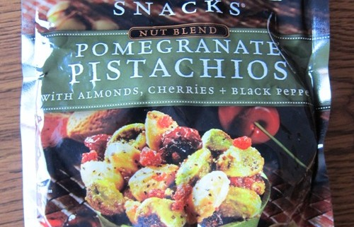 costco pomegranate pistachios