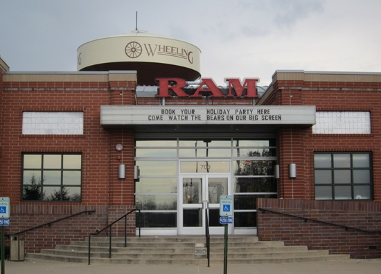 ram restaurant in wheeling