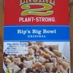 rip's big bowl cereal engine 2 diet