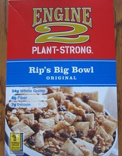 rip's big bowl cereal engine 2 diet