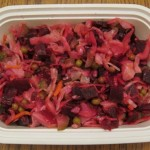 russian beet salad vinegret recipe