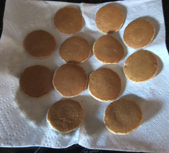 mini pancakes microwave