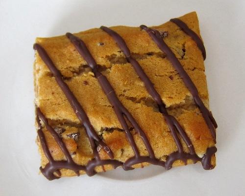 fiber one chocolate chip cookie brownie 90 calories