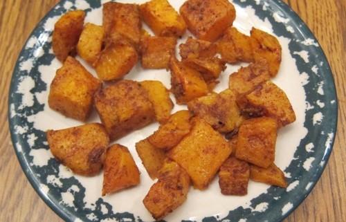 roasted squash recipe