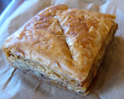 Roti baklavah