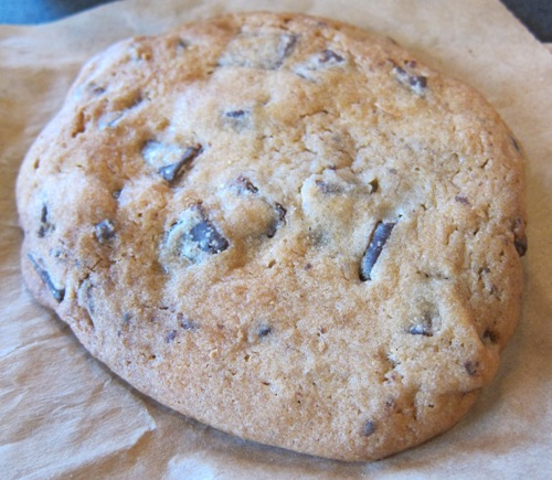 roti mediterranean grill chocolate chip cookie