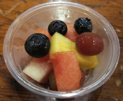 roti kids menu fruit cup