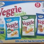 veggie snacks chips costco package