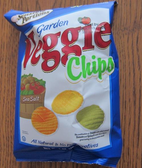 garden veggie chips