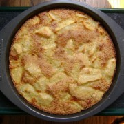 How To Make Sharlotka Russian Apple Cake