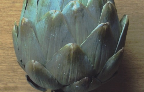 how to eat an artichoke