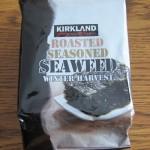 kirkland roasted seaweed snacks costco