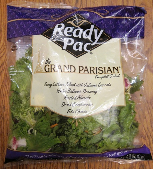 grand parisian lettuce mix