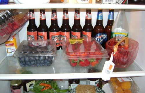 how to store beer