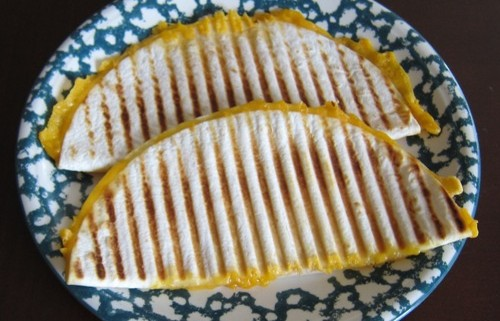turkey quesadilla panini recipe
