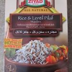 ziyard mujadara rice and lentil pilaf