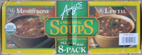 Amys Organic Soups At Costco Melanie Cooks