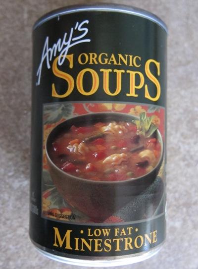 amy's organic minestrone soup