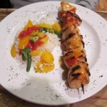 bait cafe grilled chicken kabob
