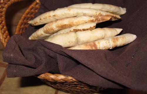 bait cafe pita bread