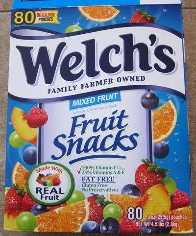 Welch's Fruit Snacks At Costco – Melanie Cooks