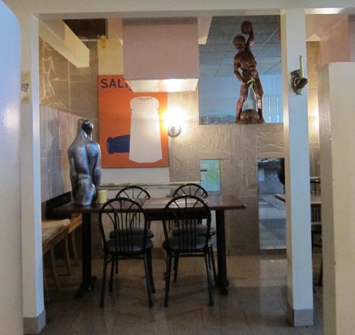 chungkiwa korean restaurant interior, mounth prospect il