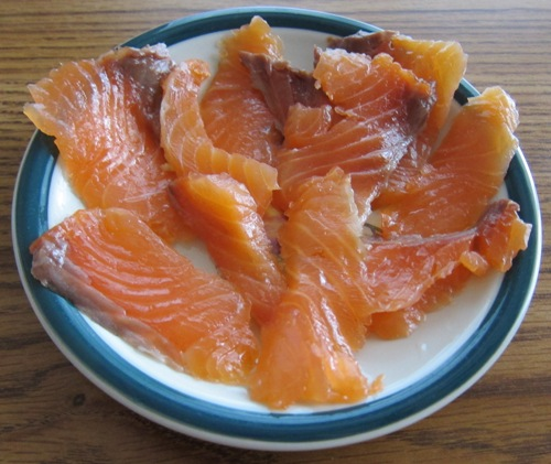Russian Salted Salmon Recipe Melanie Cooks