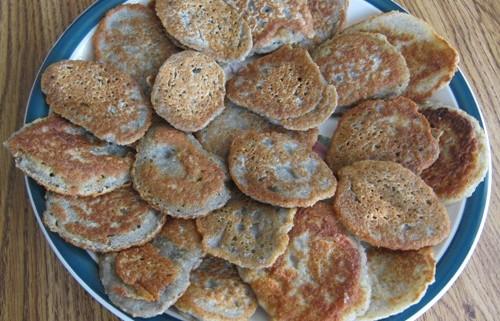 potato pancakes latkes recipe from the mix