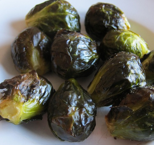how to make roasted brussel sprouts recipe