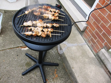 Attrayant Electric Grill