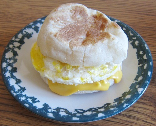 Copycat Egg McMuffin Recipe Like McDonald's