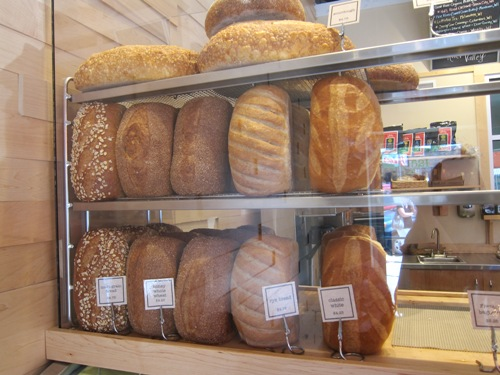 simple bakery breads