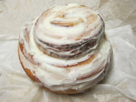 bakery cinnamon roll
