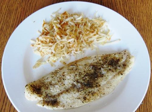baked lemon pepper fish recipe
