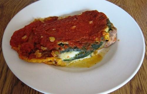 Mexican Cheese Chili Rellenos Recipe