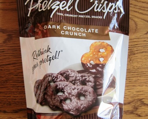 chocolate pretzel crisps costco