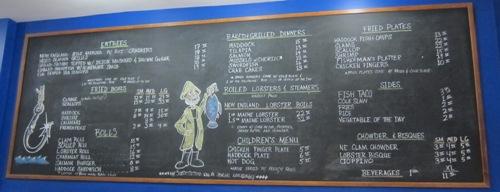 new england seafood company fish market menu