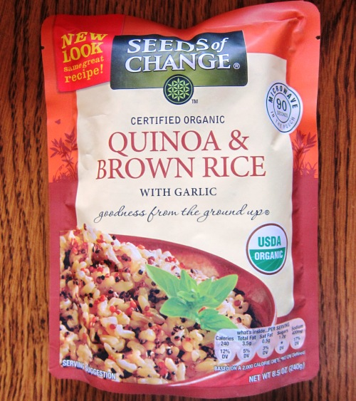 Instant Quinoa And Brown Rice Mix By Seeds Of ChangeQuinoa Rice Costco