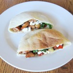 How To Make Stuffed Pita Pockets Sandwiches