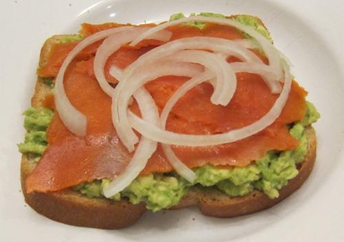 Healthy salmon lox recipes