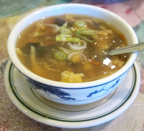 hot and sour soup chinese