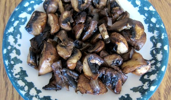 how to make fried mushrooms recipe