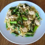 How To Make Chicken Lo Mein (a.k.a Chicken Chow Mein)