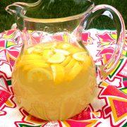 Freshly Squeezed Lemonade Recipe