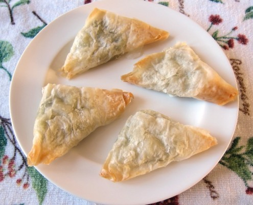 spanakopita fillo spinach frozen appetizers from costco