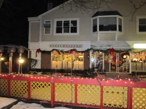 Tapas Gitana Restaurant Review Northfield Il Chicago
