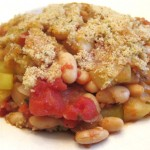 How To Make Baked Bean And Zucchini Casserole
